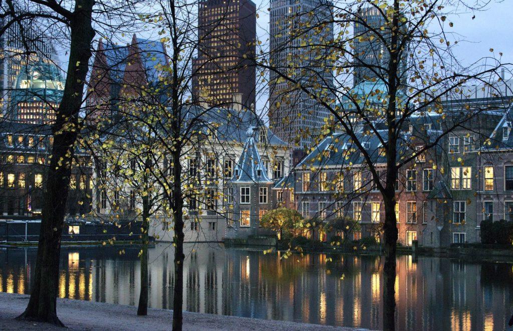 Renovatie Binnenhof Den Haag, beeld ministerie van Algemene Zaken
