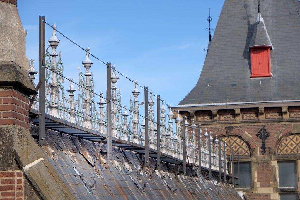 Renovatie Binnenhof Den Haag, beeld Corné Bastiaansen