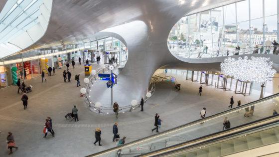 ProRail en Studio Marco Vermeulen werken aan station van de toekomst
