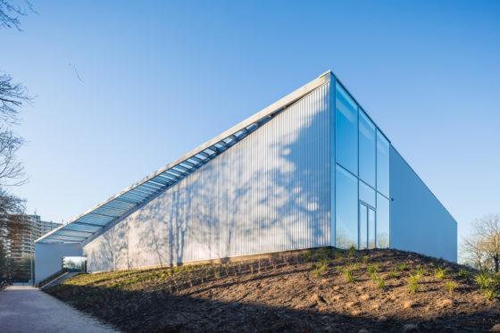 ARC19: Circulaire sportaccommodatie Wageningen – Lichtstad Architecten