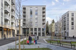 Aeschbachquartier Aarau (CH) – KCAP i.s.m. Studio Vulkan landschapsarchitecten