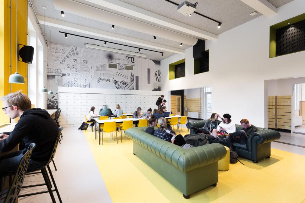 ARC19: Stedelijk Gymnasium Nijmegen – ZENBER Architecten