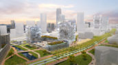 Central innovation district Fellenoord in Eindhoven – KCAP