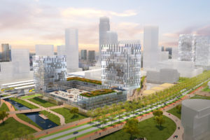 Central innovation district Fellenoord in Eindhoven – KCAP