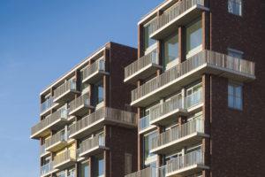 HSK20 Zwolle, Transformatie zorggebouw tot woongebouw door Sacon Architecten