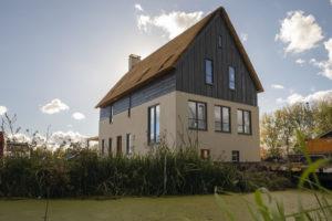 Piet Boon-woningen snel, licht en energiezuinig gebouwd