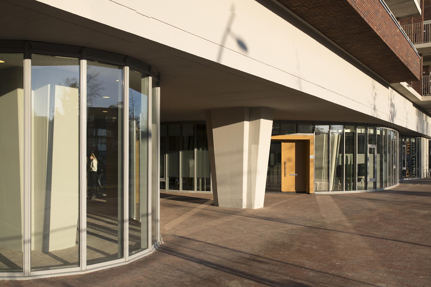 <p>verebouwing locatie Harm Smeengekade 20 Zwolle SACON Architecten</p>