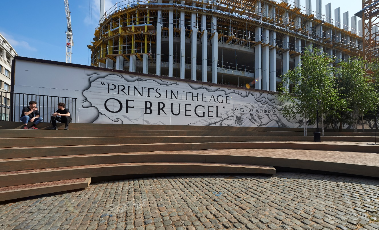 BOZAR Brussel installatie De Smet Beeld Yannick Sas