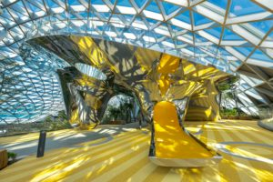 Discovery slides op Jewel Changi Airport Singapore – Carve