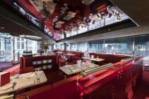 Restaurant Concertgebouw Amsterdam door Studio Linse