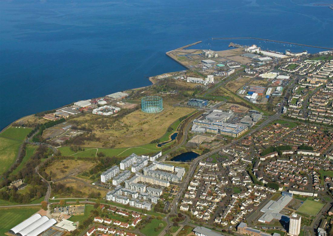 Future Granton, Edinburgh Schotland