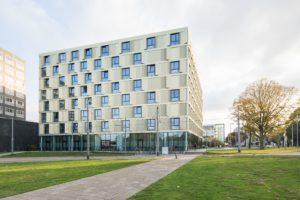 Studentenhuisvesting Erasmus Campus Rotterdam – mecanoo