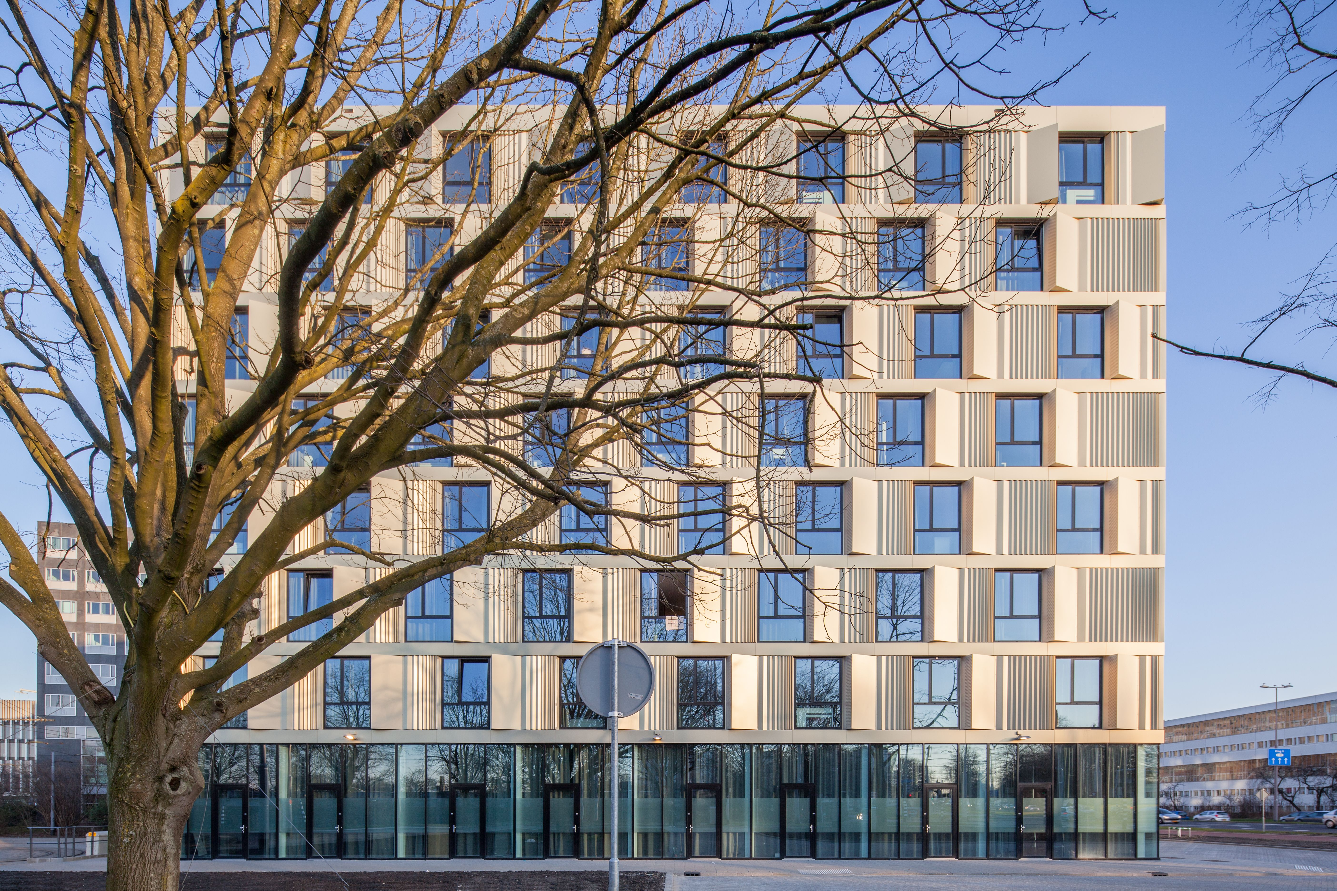 Mecanoo Studentenhuisvesting Rotterdam Erasmus