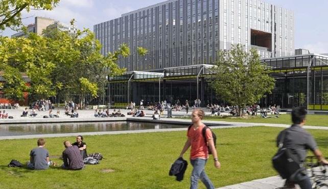 Groene Loper in Eindhoven doorMTD landschapsarchitecten