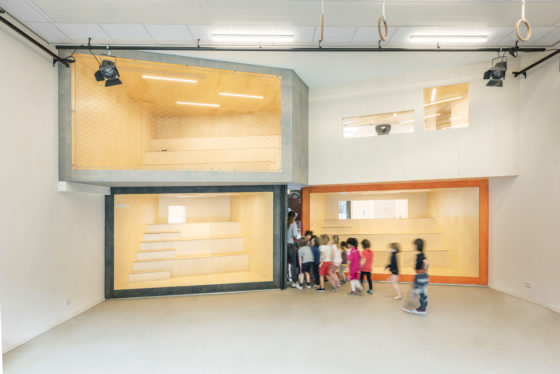 ARC19: Transformatie Montessorischool De Scholekster Amsterdam – Heren 5 architecten