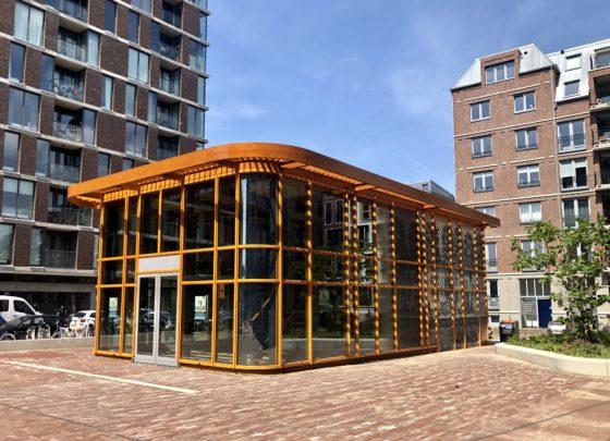 Horecapaviljoen Zijdebalen Utrecht – Rijnboutt