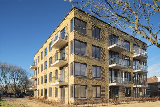 ARC 19: Complex 220 sociale woningbouw Pijnacker – Ibelings van Tilburg architecten
