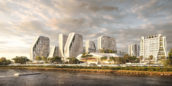 UNStudio ontwerpt masterplan Karle Town Centre in Bangalore, India
