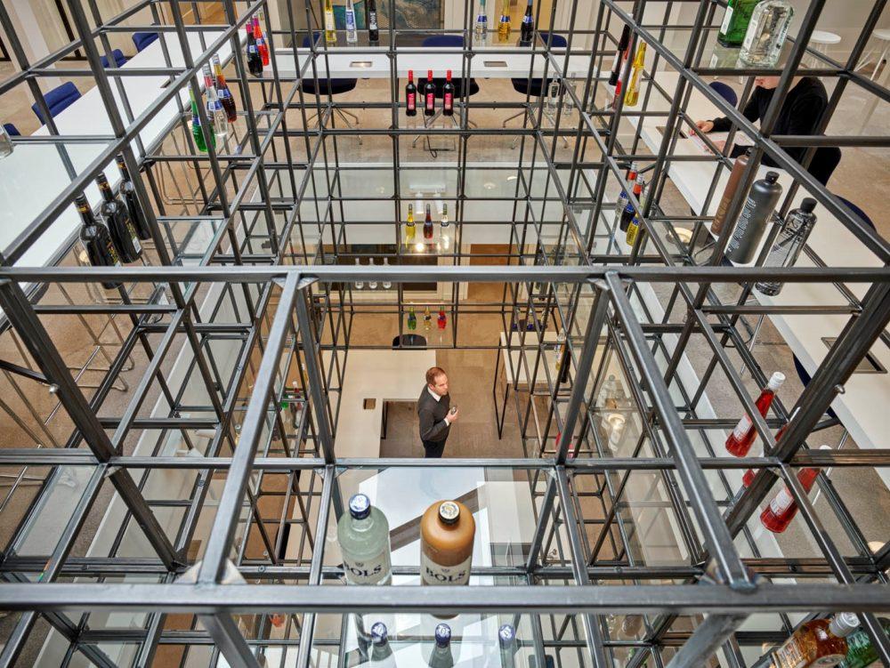 ARC19: Verbouwing hoofdkantoor Lucas Bols Amsterdam – Bureau Rowin Petersma