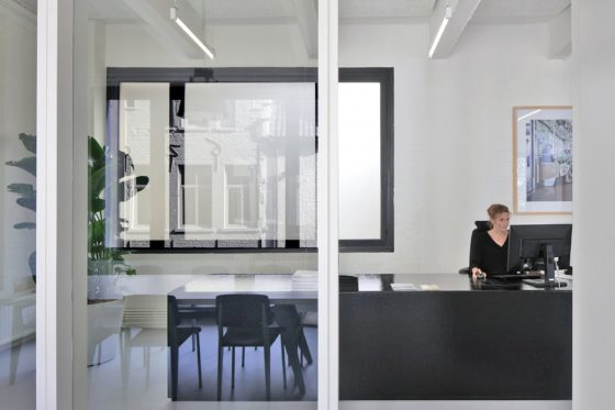 Kantoor META Architectbureau Antwerpen