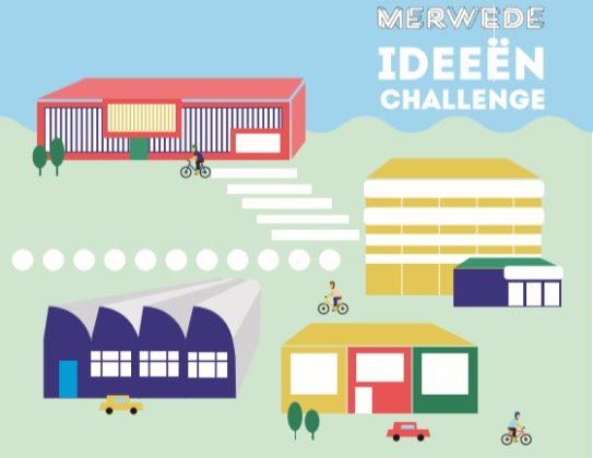 Merwede ideeën-challenge: Ontwerp de oost-westverbinding in Merwede