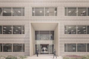 Nieuwbouw Plus Ultra II op Wageningen Campus