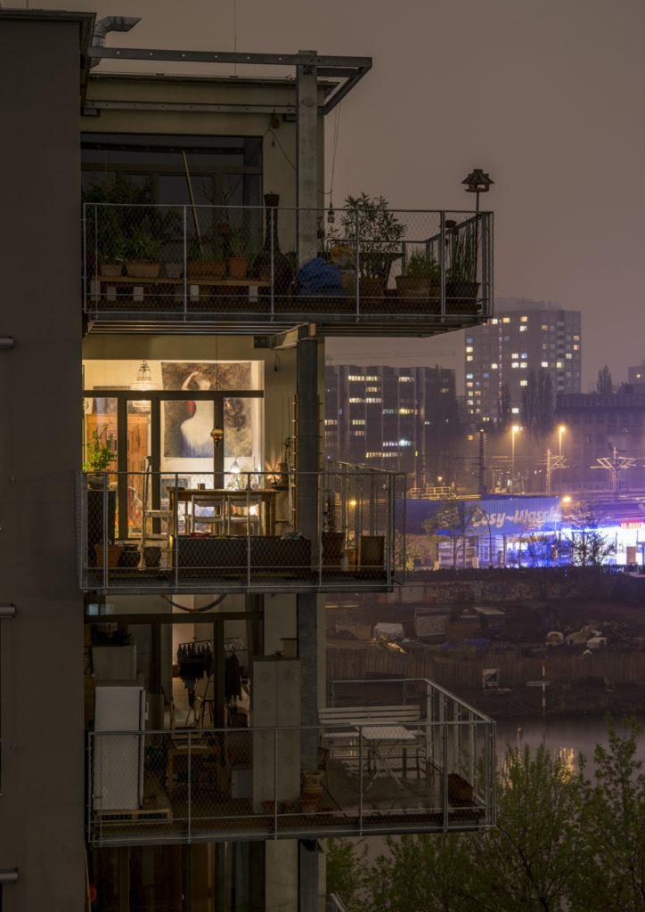 Spreefeld in Berlijn door Carpaneto Architekten, Fatkoehl Architekten en BARarchitekten. Beeld Andreas Trogisch