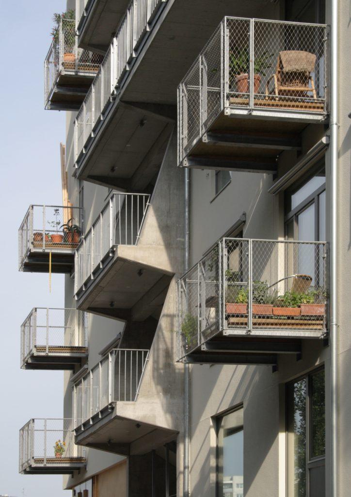 Spreefeld in Berlijn door Carpaneto Architekten, Fatkoehl Architekten en BARarchitekten. Beeld Michael von Matuschka