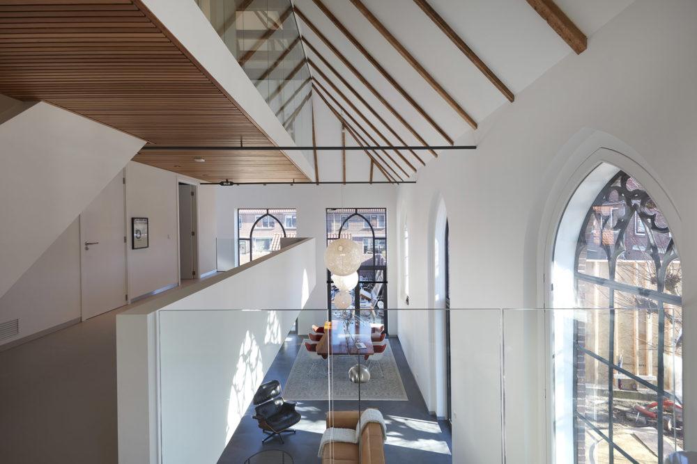 ARC19: Sustainable House of God Edam – HOOPE+PLEVIER Architects
