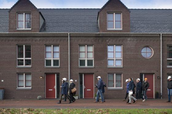<p>Transformatie De Weezenlanden Zwolle </p>