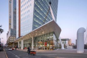 ARC19: Uitbreiding en renovatie KPN hoofdkantoor – V8 Architects