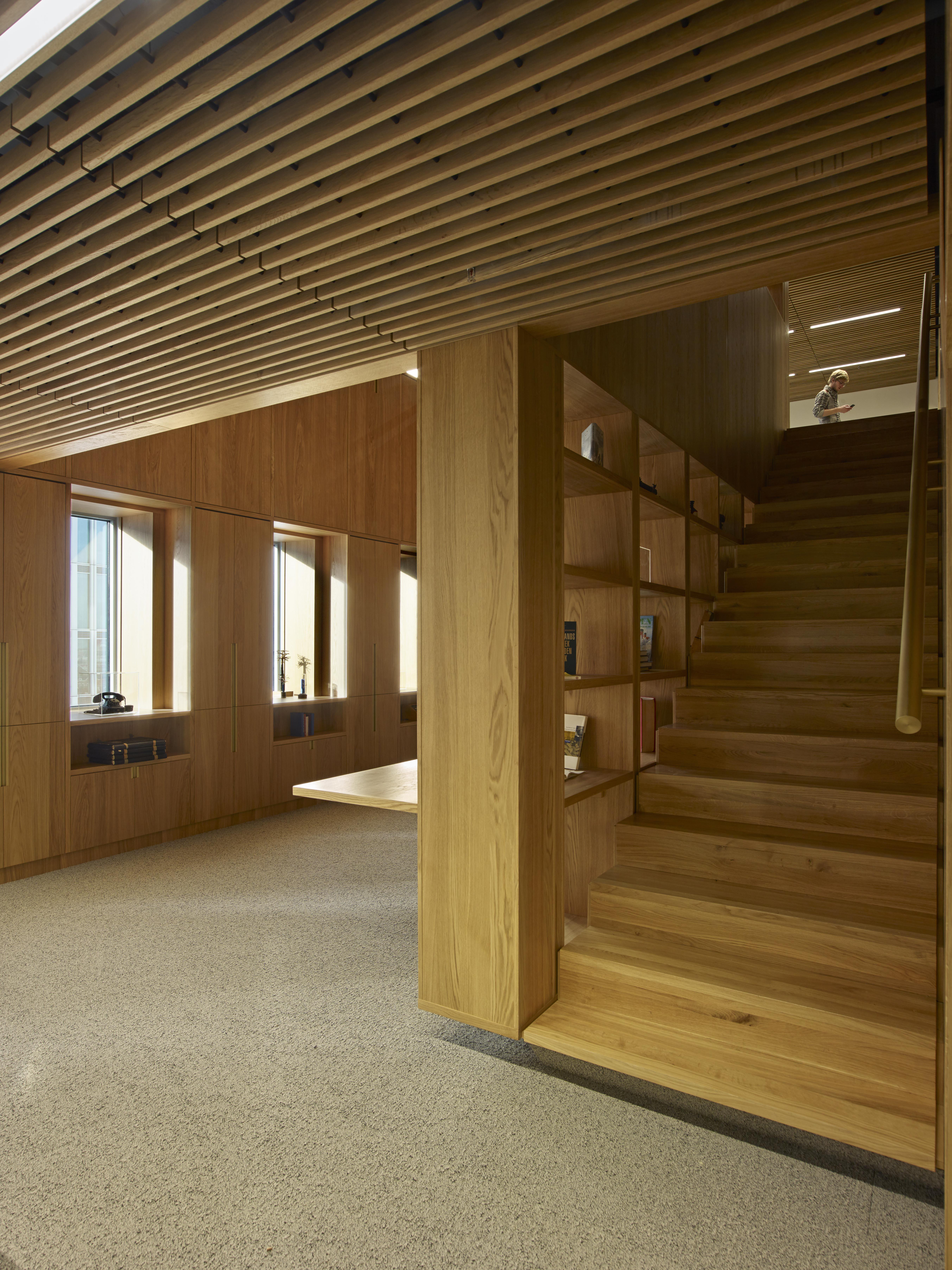 <p>KPN hoofdkantoor bibliotheek &#8211; Jeroen Musch</p>