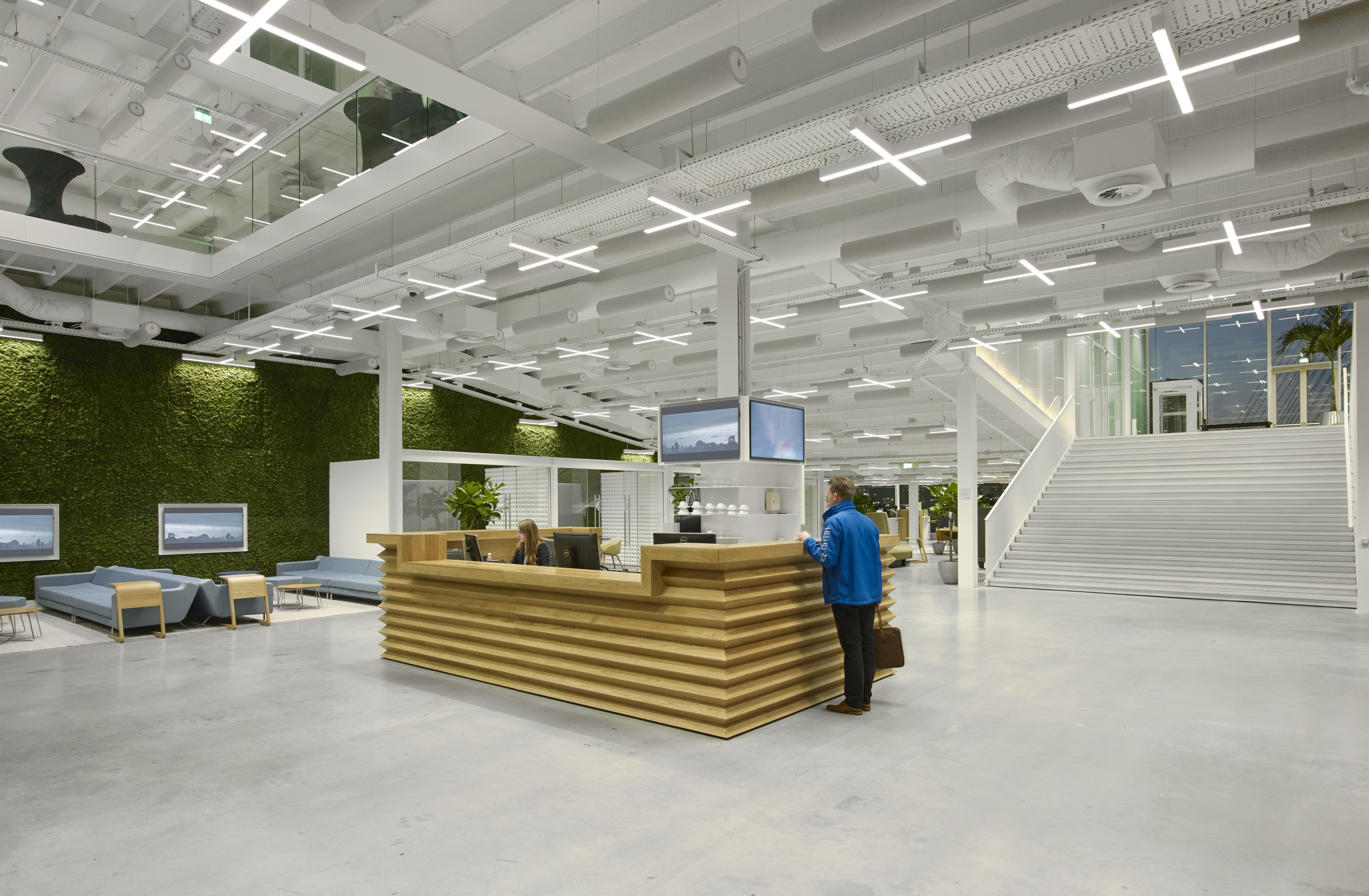 <p>KPN hoofdkantoor ontvangsthal &#8211; Jeroen Musch</p>