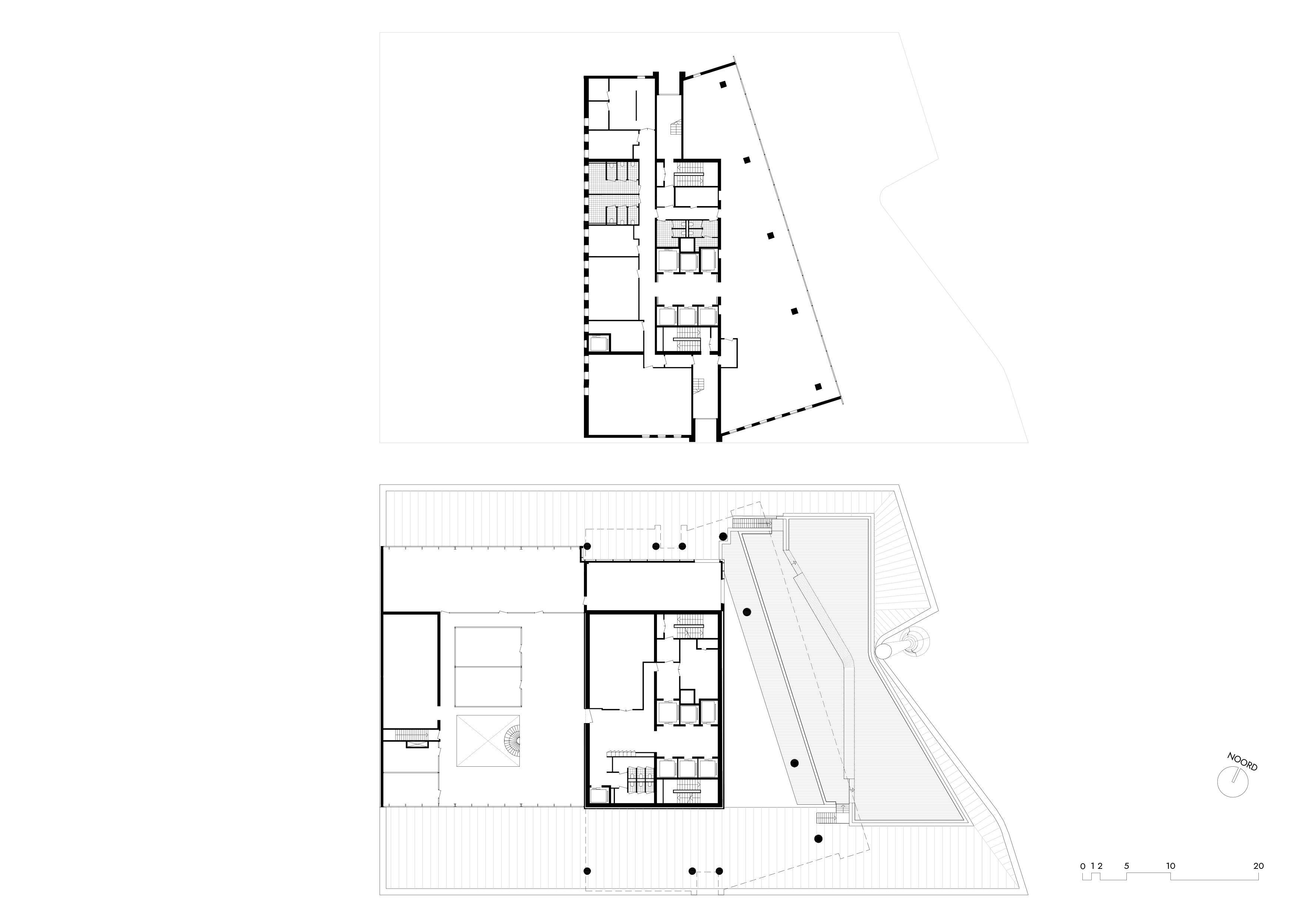 <p>KPN hoofdkantoor &#8211; 2e en 3e verdieping</p>