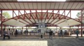 Ontwerp bekend verbouwing station Groningen