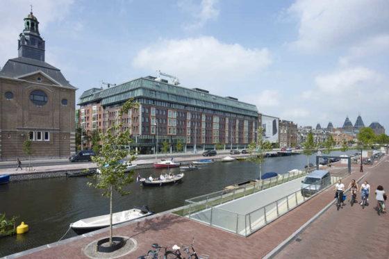Albert Cuypgarage Amsterdam – ZJA Zwarts & Jansma Architecten