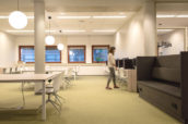 Circulair interieur Windesheim – Blossom Architecture