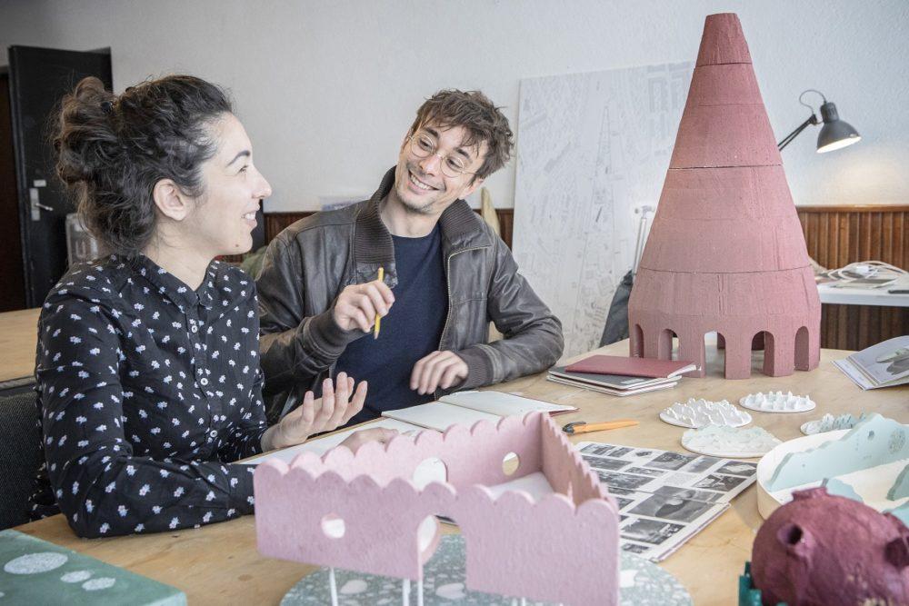 Start-up: Studio Ossidiana