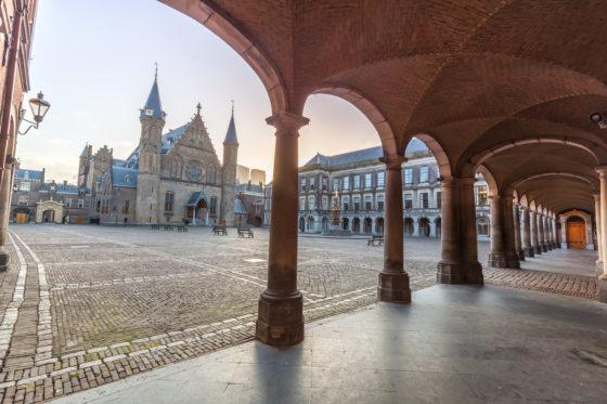 Pi de Bruijn aan de slag met voorontwerp renovatie Binnenhof