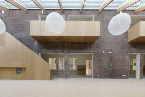 ARC19: Basisschool Pacelli Leiden – DP6 architectuurstudio