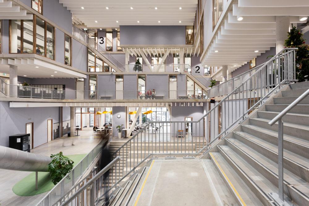 ARC19: Hyperion Lyceum Amsterdam – ZENBER Architecten