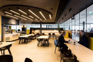 ARC19: Revitalisering hoofdkantoor Oikocredit Amersfoort – ZENBER Architecten
