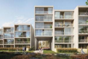 Benthem Crouwel en RA15 winnen prijsvraag woningbouwproject Praag