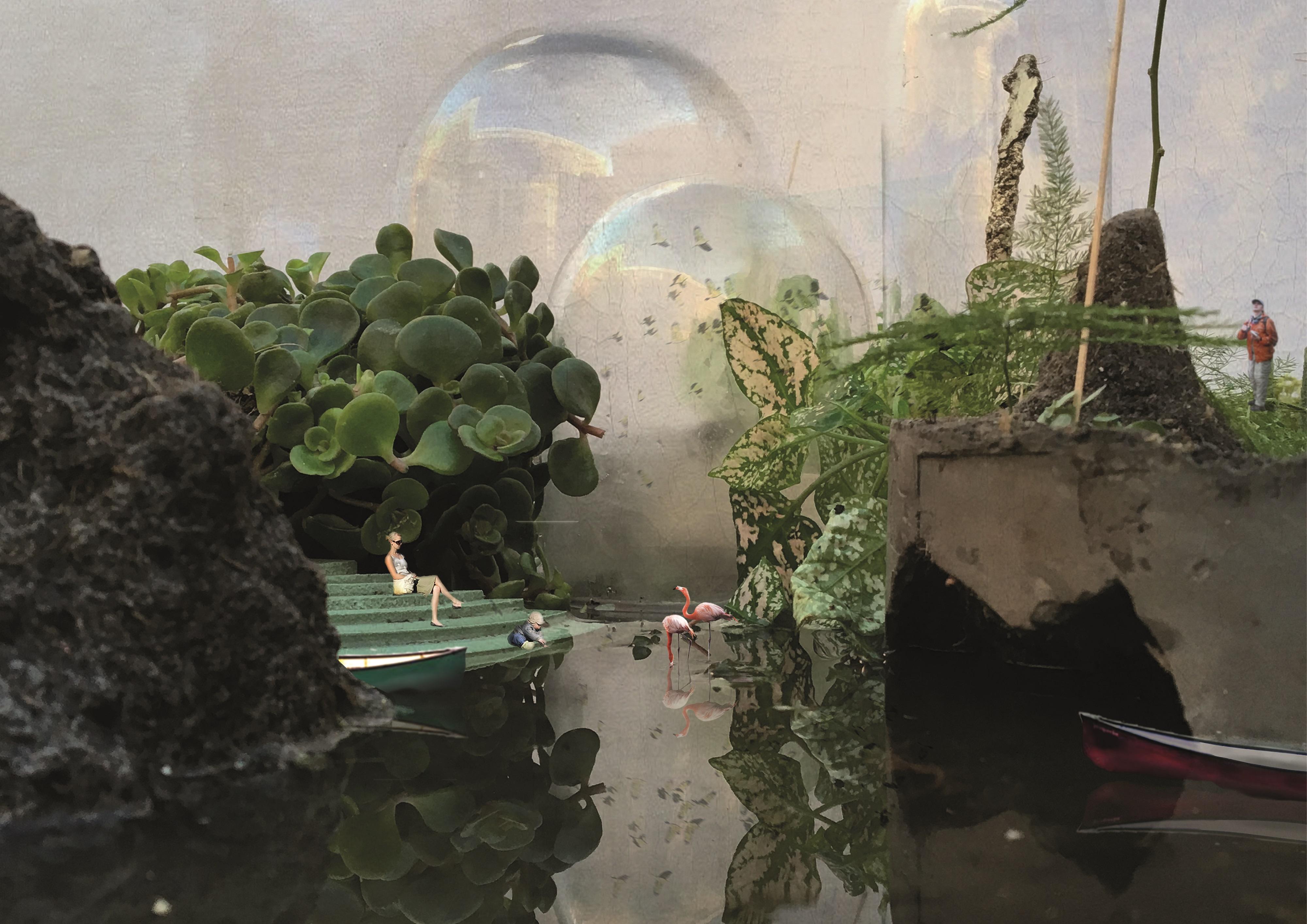 <p>Amsterdam Allegories door Studio Ossidiana</p>