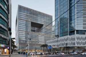 Blog – Opengewerkte kubus van David Chipperfield in Seoul