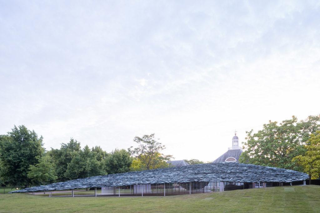 Jeroen Apers - Serpentine Paviljoen 2019 door Junya Ishigami