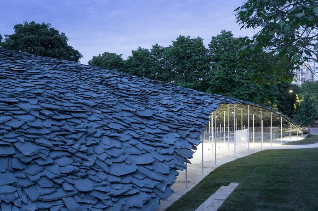 Jeroen Apers Serpentine Paviljoen 2019 door Junya Ishigami