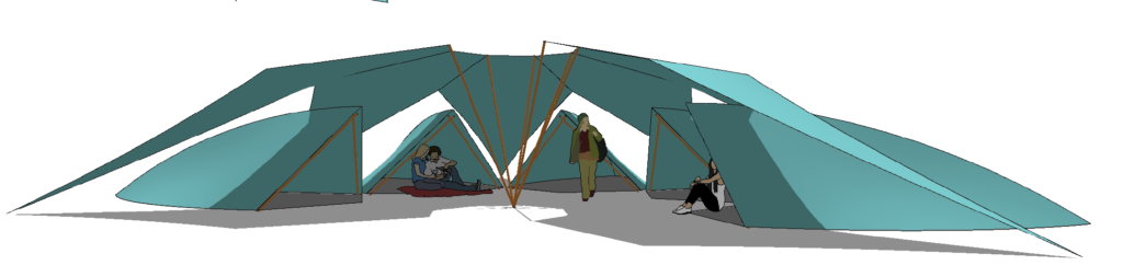 Bending Bamboo Architenten challenge 2019
