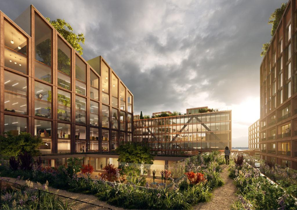 Hortus Zuidpark in Ouder Amstel. Beeld Vero Visuals