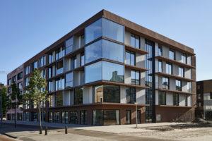 ARC19: Appartementencomplex Go West Amsterdam – Sophie Valla Architects